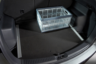 Trunk system foldable box