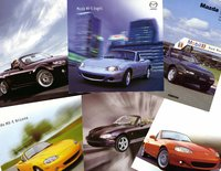 Mazda MX-5 Special Edition Brochures