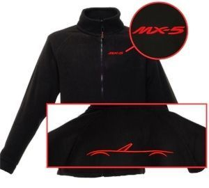 MX-5 UNISEX FLEECE
