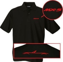 MX-5 MENS POLO